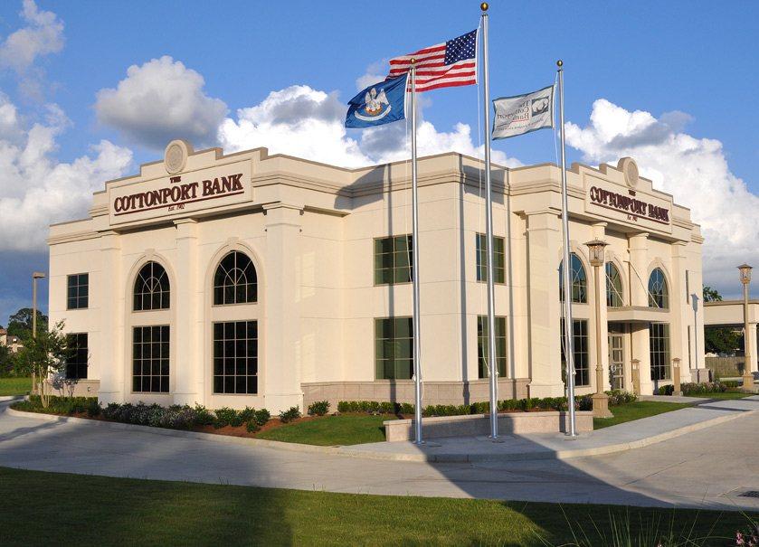 Cottonport Bank in Baton Rouge, Louisiana